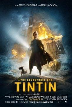 دانلود انیمیشن The Adventures of Tintin 2011