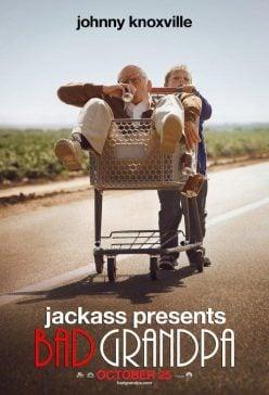 دانلود فیلم Jackass Presents Bad Grandpa 2013
