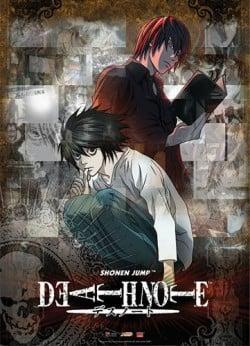 فصل اول انیمه Death Note