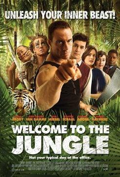 دانلود فیلم Welcome to the Jungle 2013