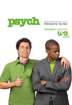 فصل هشتم سریال Psych