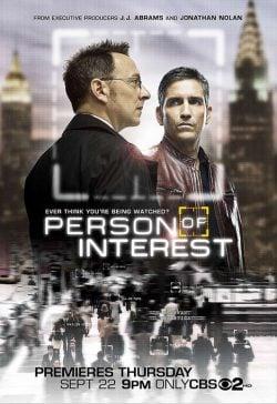 دانلود فصل سوم سریال Person of Interest
