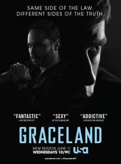 دانلود سریال Graceland فصل اول