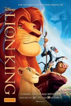 دانلود انیمیشن The Lion King 1994