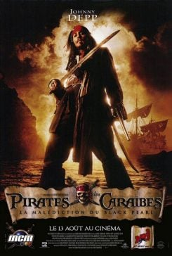 دانلود فیلم Pirates of the Caribbean The Curse of the Black Pearl 2003