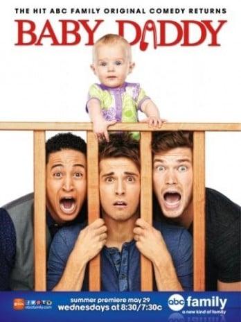 دانلود سریال Baby Daddy فصل 01 تا 03