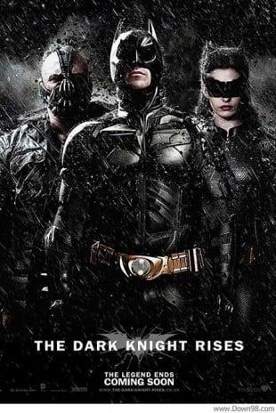 دانلود فیلم The Dark Knight Rises 2012