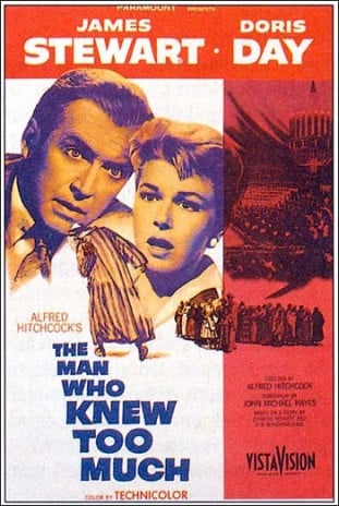 دانلود فیلم The Man Who Knew Too Much 1956