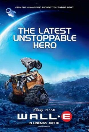 دانلود فیلم WALL E 2008