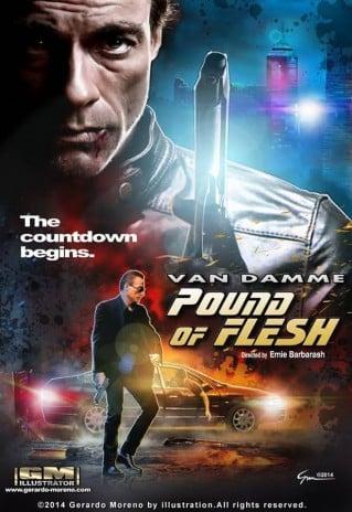 دانلود فیلم Pound of Flesh 2015