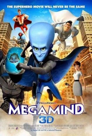 دانلود انیمیشن Megamind 2010