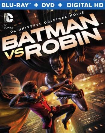 دانلود فیلم Batman vs Robin 2015