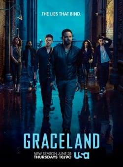 دانلود سریال Graceland فصل سوم