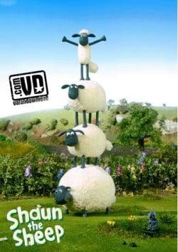 دانلود کارتن Shaun the Sheep Season 1-4