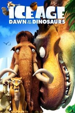 دانلود انیمیشن Ice Age Dawn of the Dinosaurs 2009