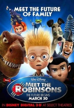 دانلود انیمیشن Meet the Robinsons 2007