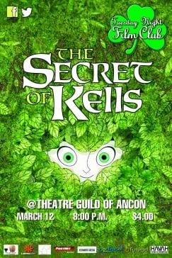 دانلود انیمیشن The Secret of Kells 2009