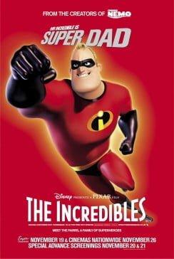 دانلود انیمیشن 2004 The Incredibles