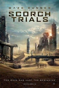 دانلود فیلم Maze Runner The Scorch Trials 2015