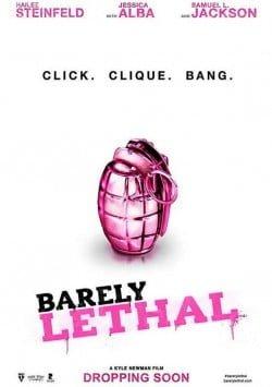 دانلود فیلم Barely Lethal 2015