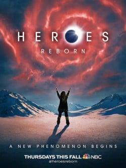 دانلود سریال Heroes Reborn فصل اول