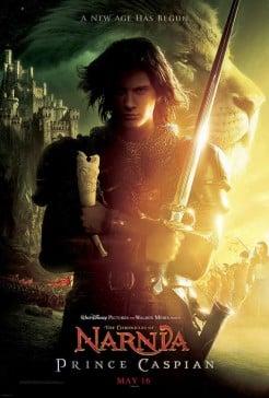 دانلود فیلم The Chronicles of Narnia Prince Caspian 2008