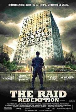 دانلود فیلم The Raid 1: Redemption 2011