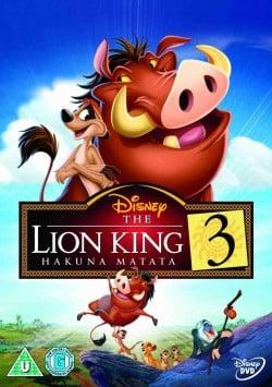 دانلود انیمیشن The Lion King 3 Hakuna Matata 2004