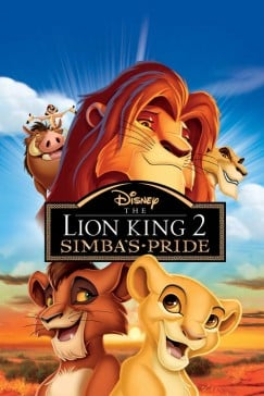 دانلود انیمیشن The Lion King 2 Simbas Pride 1998