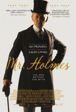 دانلود فیلم Mr. Holmes 2015