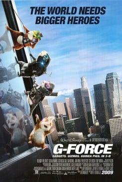 دانلود انیمیشن G-Force 2009