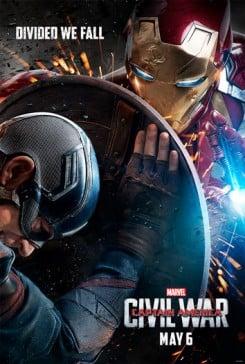 دانلود فیلم Captain America Civil War 2016