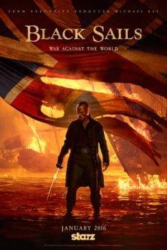 دانلود سریال Black Sails فصل سوم