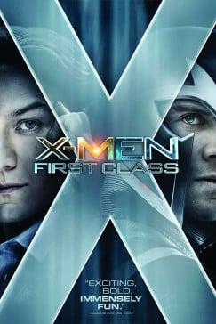 دانلود فیلم X-Men First Class 2011