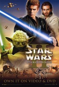 دانلود فیلم Star Wars Attack of the Clones 2002