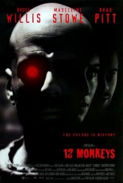دانلود فیلم Twelve Monkeys 1995
