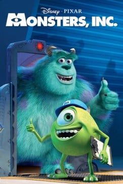 دانلود انیمیشن Monsters Inc 2001