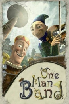 دانلود انیمیشن One Man Band 2005