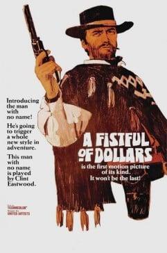 دانلود فیلم A Fistful of Dollars 1964