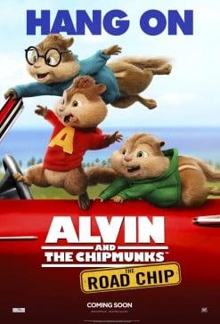 دانلود انیمیشن Alvin and the Chipmunks The Road Chip 2015