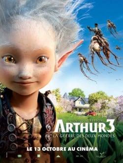 دانلود انیمیشن Arthur 3 The War of the Two Worlds 2010