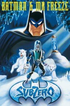 دانلود انیمیشن Batman and Mr Freeze SubZero 1998