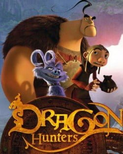 دانلود انیمیشن Dragon Hunters 2008