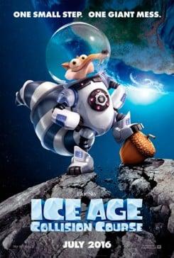 دانلود انیمیشن Ice Age Collision Course 2016