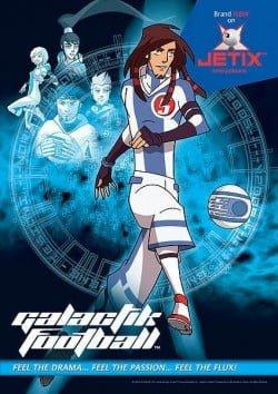 دانلود انیمیشن Galactik Football