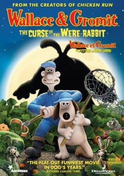 دانلود انیمیشن The Curse of the Were Rabbit 2005