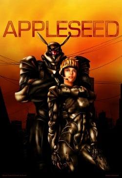 دانلود انیمیشن Appleseed 2004