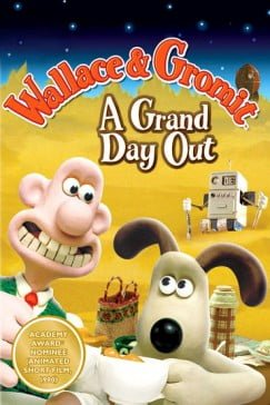 دانلود انیمیشن A Grand Day Out 1989