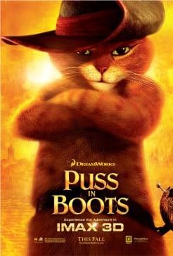 دانلود انیمیشن Puss in Boots 2011