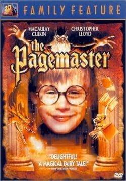 دانلود انیمیشن The Pagemaster 1994